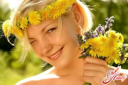 herbs for face