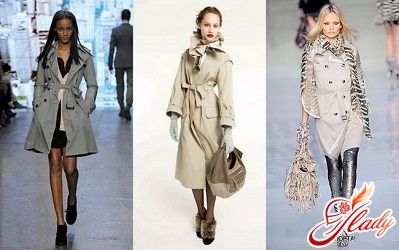 trench female for 2016