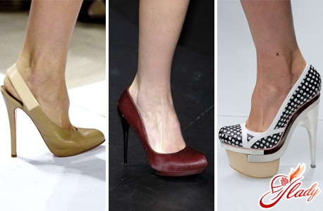 туфлі-човники