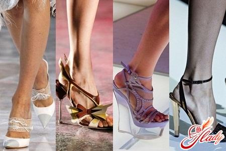 high-heeled shoes 2016