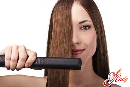 how to style your hair with iron