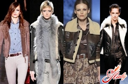 women's fashion sheepskin coats