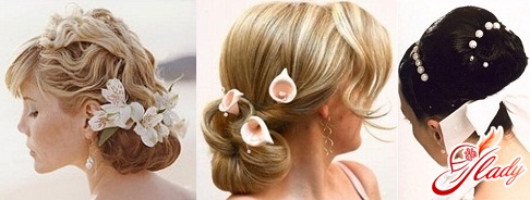 decorations for a wedding hairstyle