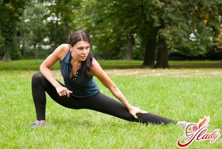 useful leg wall exercise