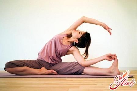 вправи на розтяжку і гнучкість