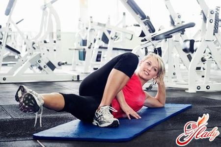 корисні вправи для схуднення стегон і ніг