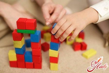 exercises for the development of fine motor skills of hands