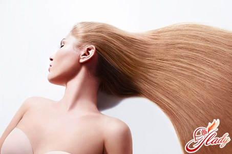correct acceleration of hair growth