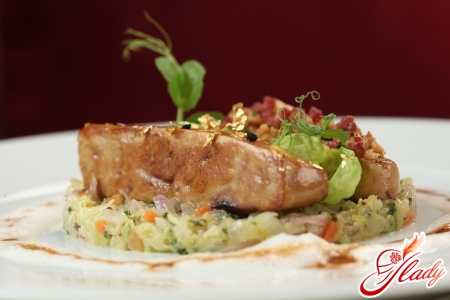 duck with cabbage recipe