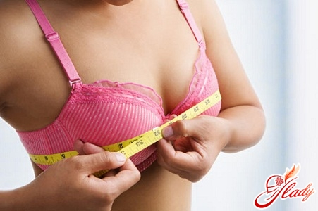 Breast plastic surgery: eliminate the shortcomings