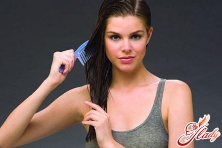 зволожуюча маска для волосся в домашніх умовах