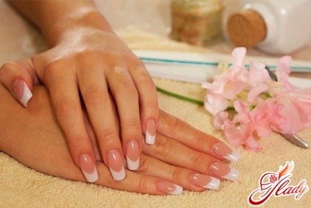 proper care for your nails