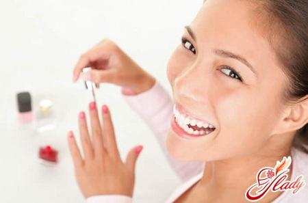 Advanced nails care