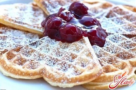 recipe for waffle irons