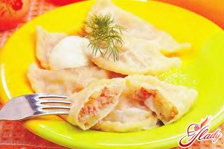 vareniki with meat recipe