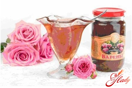 jam from rose petals