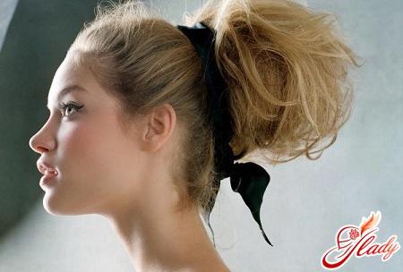 пучок з волосся