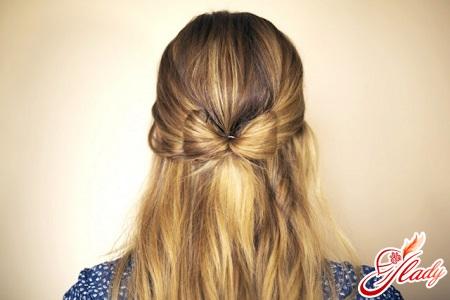 бант з волосся