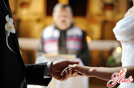 wedding in the church rules witnesses