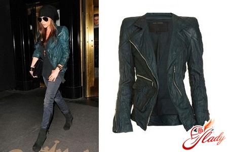 Leather jacket - must have season