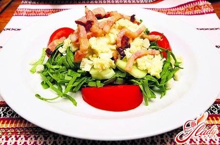 salad victoria recipe