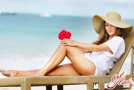 the right vitamins for sunburn