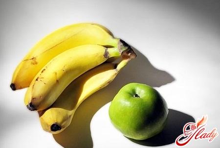 швидкий рецепт приготування бананового пирога з яблуками