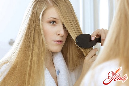 proper care for oily hair