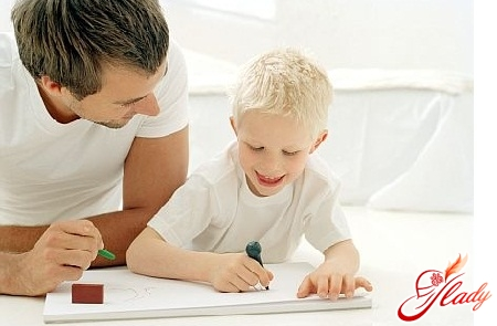help the child to complete the tasks