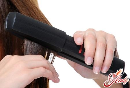hot method of hair restoration