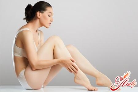 ingrown hairs on the legs