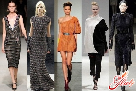 fashion knitted dresses