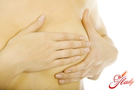 self-examination of the breast