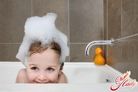 choose the right baby shampoo