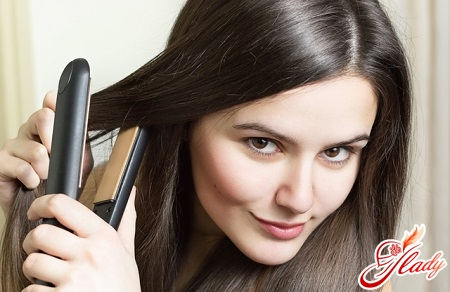 professional straighteners for different types of hair