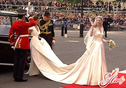 Prince William and Kate Middleton were married