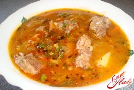 суп харчо класичний рецепт