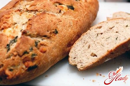 bread recipe for leaven