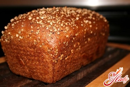 рецепт випікання хліба в хлібопічці