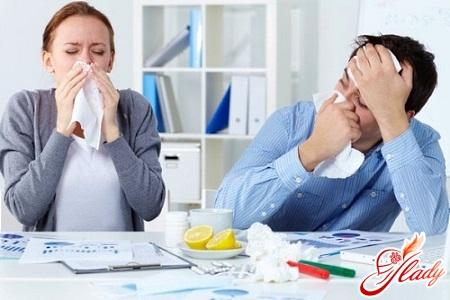 cold allergy symptoms