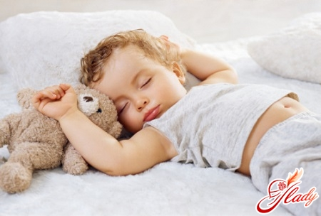 snoring baby in a dream