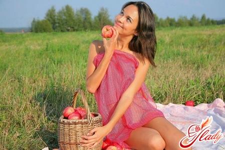 apple diet 7 days
