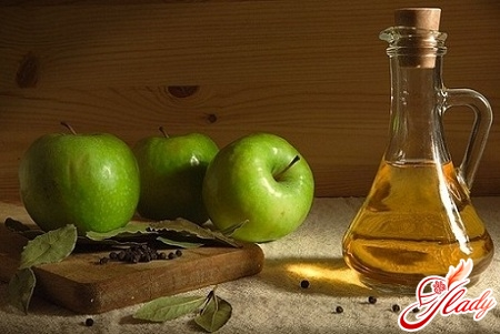 apple cider vinegar from cellulite