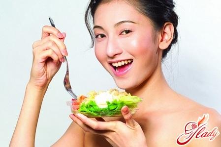 японська солі дієта