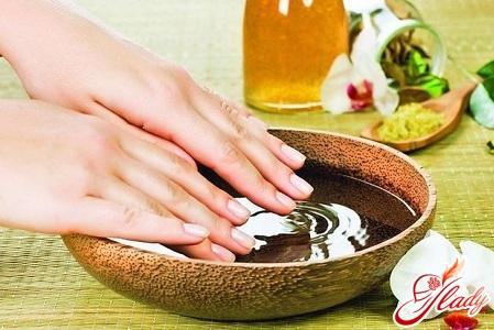 Japanese manicure technology