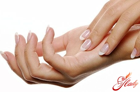 Japanese manicure at home