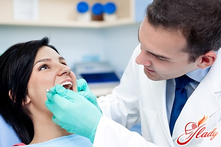 dental diseases of the oral cavity