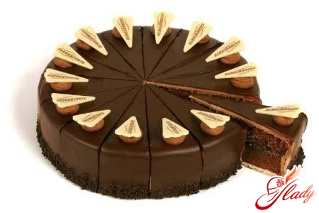 Sacher cake recipe
