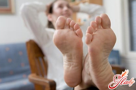 how to get rid of the smell of feet