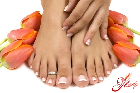 how to get rid of the smell from the feet